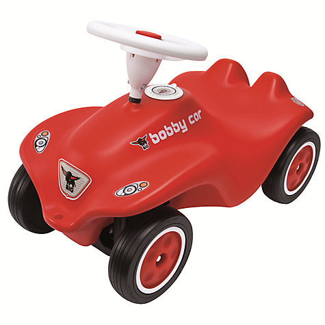 Buy BIG Red Bobby Ride On Car Online at johnlewis.com