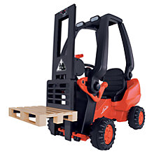 Buy BIG Linde Forklift Online at johnlewis.com