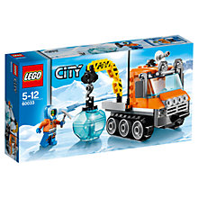 Buy LEGO City Arctic Ice Crawler Online at johnlewis.com