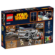 Buy LEGO Star Wars B-Wing Starfighter Online at johnlewis.com