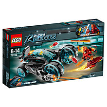 Buy LEGO Ultra Agents Infearno Interception Online at johnlewis.com