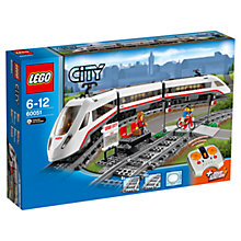 Buy LEGO City Passenger Train Bundle with Free Watch Online at johnlewis.com