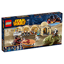 Buy LEGO Star Wars Mos Eisley Cantina Online at johnlewis.com