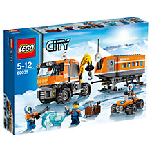 Buy LEGO City Arctic Outpost Online at johnlewis.com