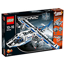 Buy LEGO Technic Cargo Plane Online at johnlewis.com