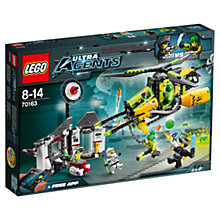 Buy LEGO Ultra Agents Toxikita's Toxic Meltdown Online at johnlewis.com
