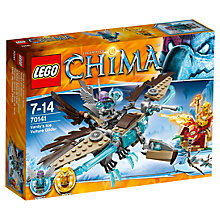 Buy LEGO Chima Vardy's Ice Vulture Glider Online at johnlewis.com