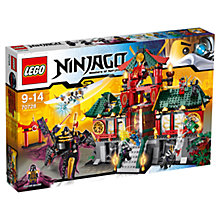 Buy LEGO Battle for Ninjago City Online at johnlewis.com