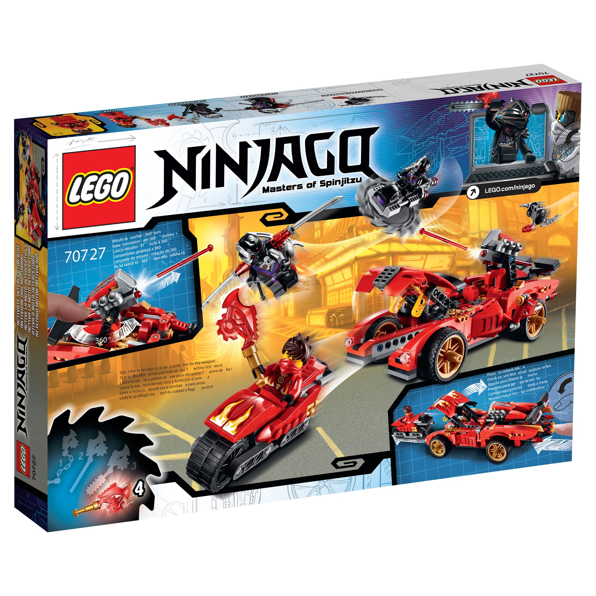 Buy cheap Lego ninjago - compare Toys prices for best UK deals