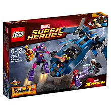 Buy LEGO Super Heroes X-Men vs. The Sentinel Online at johnlewis.com