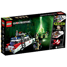 Buy LEGO Ghostbusters Ecto-1 Car & Characters Online at johnlewis.com