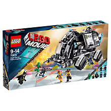Buy The LEGO Movie Super Secret Police Dropship Online at johnlewis.com