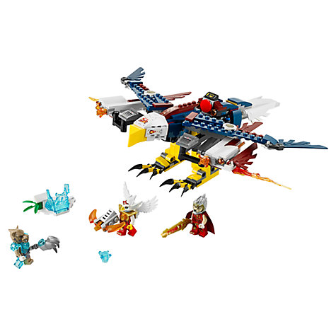 Buy LEGO Chima Eris' Fire Eagle Flyer Online at johnlewis.com