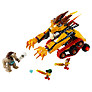 Buy LEGO Chima Laval's Fire Lion Online at johnlewis.com
