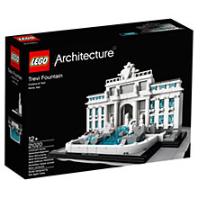 Buy LEGO Architecture 21020 Trevi Fountain Online at johnlewis.com