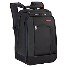 "Buy Briggs & Riley Verb Activate 15.6 ""Laptop Backpack, Black Online at johnlewis.com"
