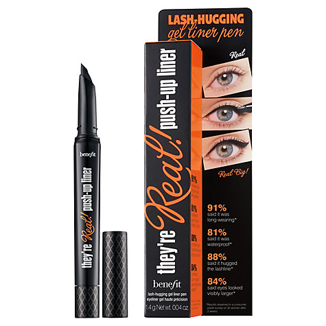 Buy Benefit  They're Real! Push Up Liner, Black Online at johnlewis.com