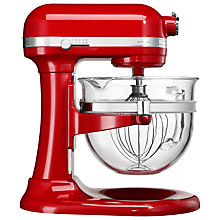 Buy KitchenAid 6L Artisan Bowl-Lift Stand Mixer Online at johnlewis.com