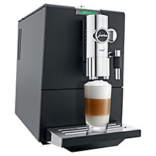 Buy Jura Ena 9 One Touch Coffee Maker, Black Online at johnlewis.com