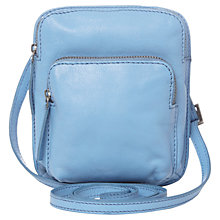Buy White Stuff Leather Across Body Penelope Bag Online at johnlewis.com