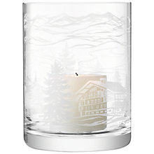 Buy LSA Tirol Storm Lantern, H19cm Online at johnlewis.com