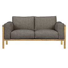 Buy Furia Heming Medium Sofa, Torino Charcoal Online at johnlewis.com