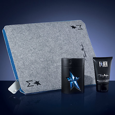 Buy Thierry Mugler A*Men Gift Set Online at johnlewis.com