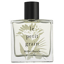 Buy Miller Harris Le Petit Grain Summer Eau de Parfum, 50ml Online at johnlewis.com