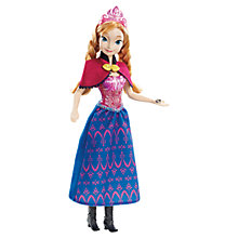 Buy Disney Frozen Musical Magic Anna Doll Online at johnlewis.com