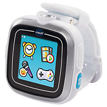 Buy VTech Kidizoom Smart Watch, White Online at johnlewis.com