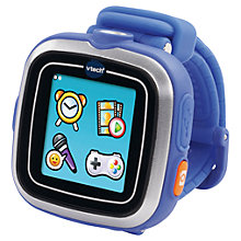 Buy VTech Kidizoom Smartwatch, Blue Online at johnlewis.com