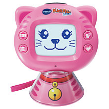Buy VTech KidiPet Friends Kitten Online at johnlewis.com