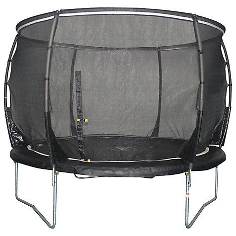 Buy Plum Magnitude Trampoline and 3G Enclosure, 10 Foot Online at johnlewis.com