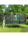 Plum Magnitude Trampoline and 3G Enclosure, 12 Foot
