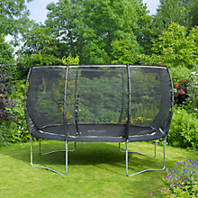 Buy Plum Magnitude Trampoline and 3G Enclosure, 14 Foot Online at johnlewis.com