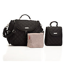 Buy Storksak Poppy Changing Bag Online at johnlewis.com