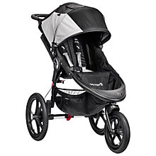 Buy Baby Jogger Summit X3 Pushchair, Black Online at johnlewis.com
