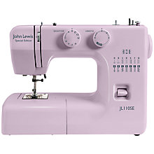 Buy John Lewis JL110 Sewing Machine Online at johnlewis.com