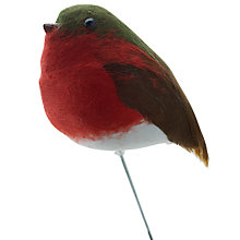 Buy John Lewis Plump Robin Pick, Medium Online at johnlewis.com