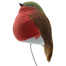 Buy John Lewis Plump Robin Pick, Large Online at johnlewis.com