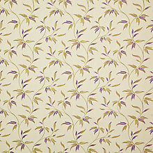 Buy Harlequin Kira Curtain, Purple Online at johnlewis.com