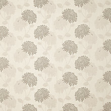 Buy Maggie Levien for John Lewis Chrysanthe Weave Curtain, Putty Online at johnlewis.com