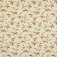 Buy Harlequin Kira Curtain, Red Online at johnlewis.com