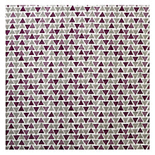 Buy John Lewis Erika Curtain, Purple Online at johnlewis.com