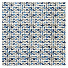 Buy John Lewis Erika Curtain, Blue Online at johnlewis.com