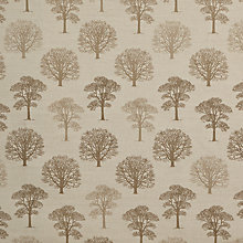 Buy John Lewis Wisley Curtain, Brown Online at johnlewis.com