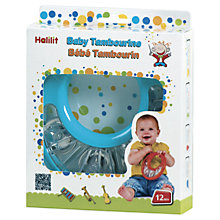 Buy Halilit Baby Toy Tambourine Online at johnlewis.com