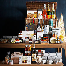 Buy John Lewis Elegant Indulgence Hamper Online at johnlewis.com