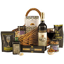 Buy John Lewis Mediterranean Odyssey Hamper Online at johnlewis.com