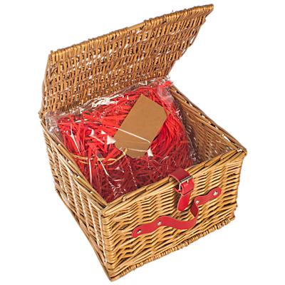 John Lewis Build Your Own Hamper with Lidded Basket